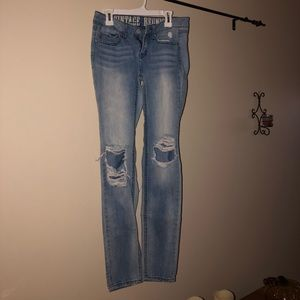 macy's ripped jeans